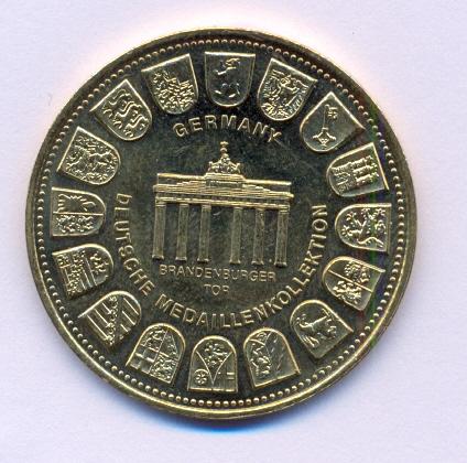 Médailles diverses Erfurt11