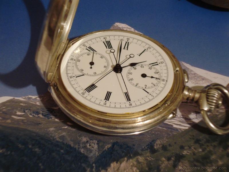 Les plus belles montres de gousset des membres du forum - Page 4 Rattra10