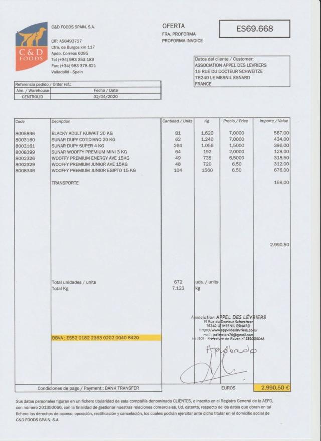 LA GAZETTE DES LÉVRIERS - Portail Factur11