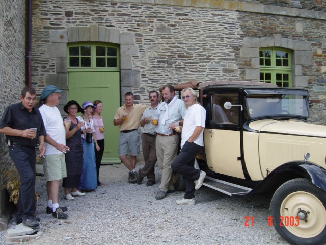 Journée du Patrimoine en 2003  !!!!!!! Image121