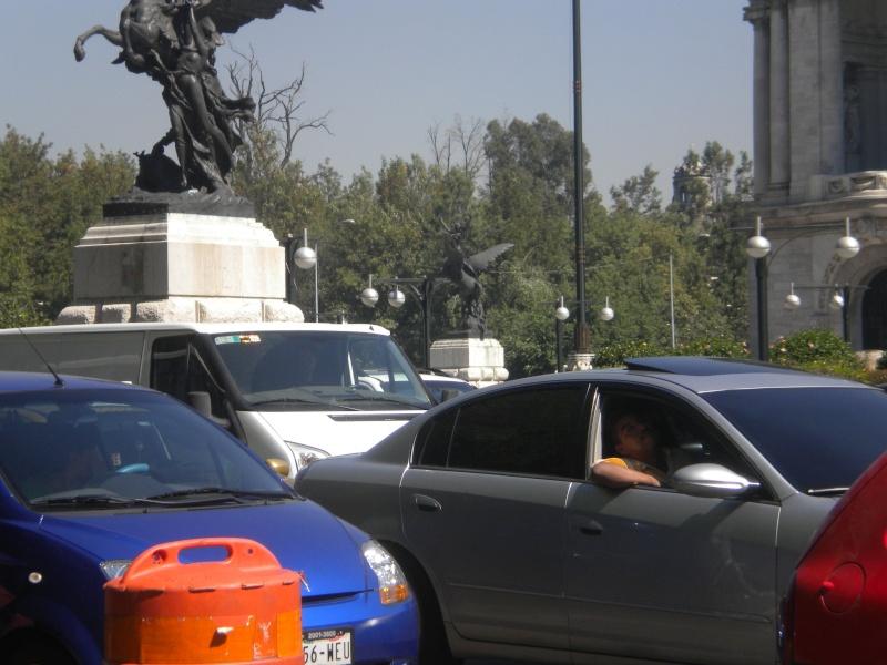 Anaya Arenzana Mariana: Movilidad cotidiana e Inmovilidad:  la Ciudad de México desde sus trayectos automovilísticos 1010