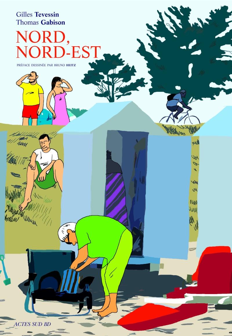 Sortie de Nord.Nord-Est, de Thomas Gabison et Gilles Tévessin Couv_n11