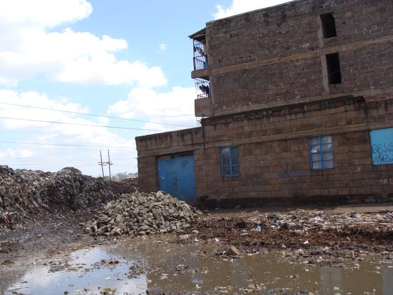 Mission à Nairobi-Slum de Dandora Dandor11