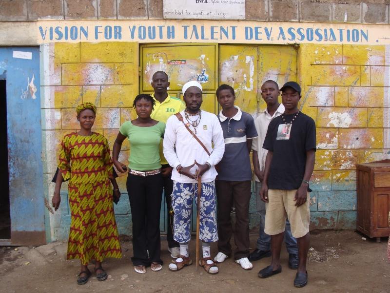 Mission à Nairobi-Slum de Dandora Dandor12