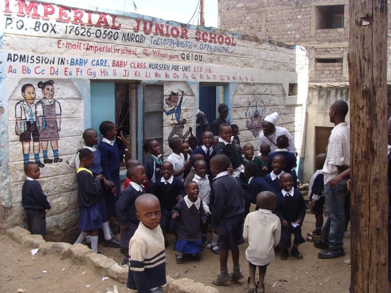 Mission à Nairobi-Slum de Dandora Dandor13