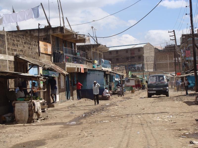 Mission à Nairobi-Slum de Dandora Dandor14