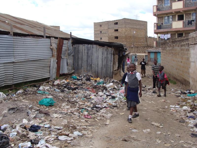 Mission à Nairobi-Slum de Dandora Dandor15