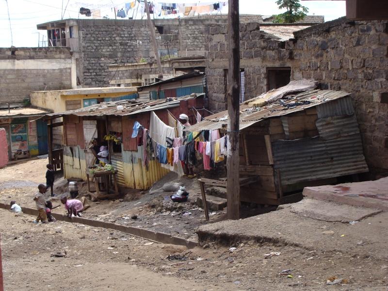 Mission à Nairobi-Slum de Dandora Dandor16