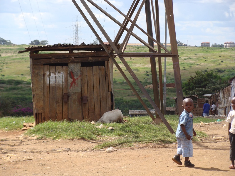 Mission à Nairobi-Slum de Dandora Dandor18