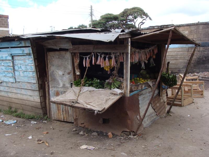 Mission à Nairobi-Slum de Dandora Dandor19