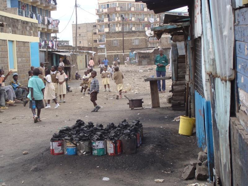 Mission à Nairobi-Slum de Dandora Dandor20