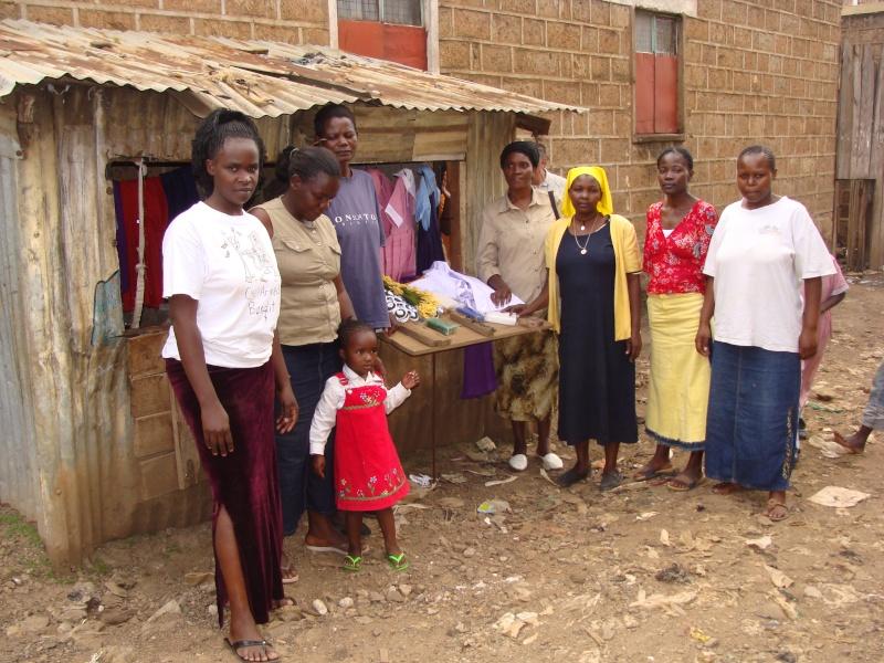 Mission à Nairobi-Slum de Dandora Dandor22