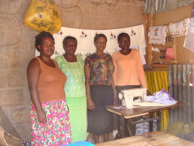 Mission à Nairobi-Slum de Dandora Dandor24