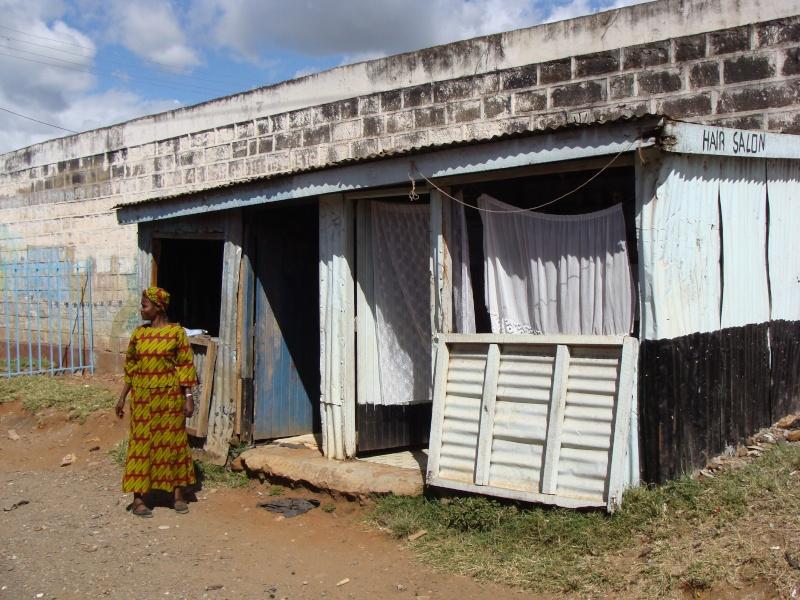 Mission à Nairobi-Slum de Dandora Dandor25