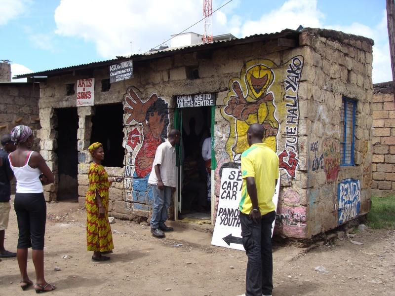 Mission à Nairobi-Slum de Dandora Dandor26