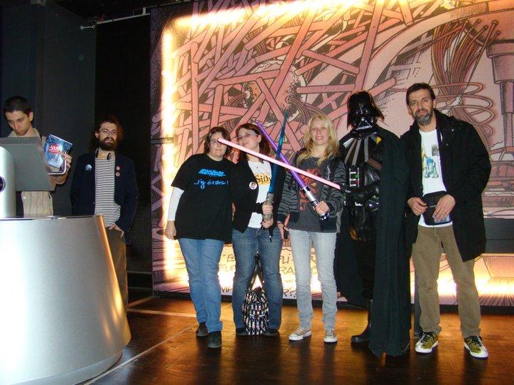 Science et Fiction: aventures croisées. Inauguration. Pannea10