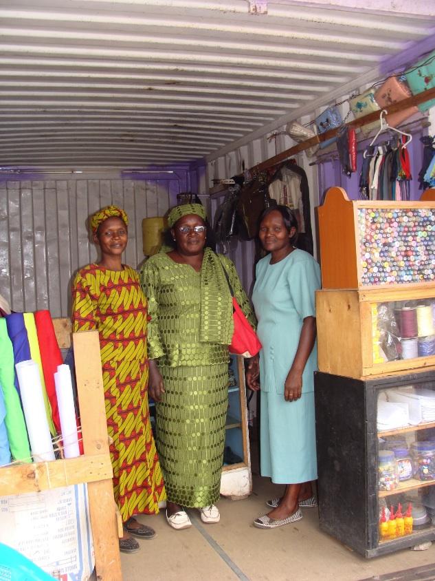 Mission à Nairobi-Slum de Dandora Swg-da10