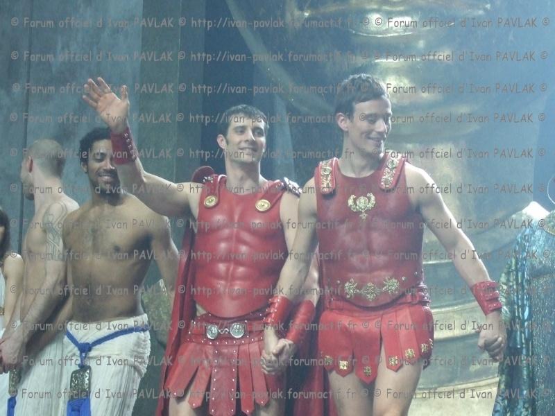 Cléopâtre : Ivan en Brutus Dscf5422