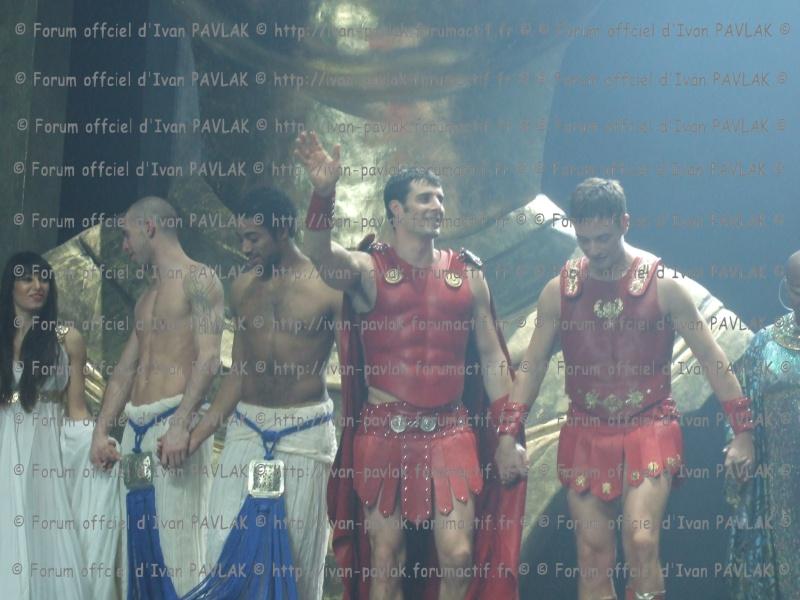 Cléopâtre : Ivan en Brutus Dscf5423
