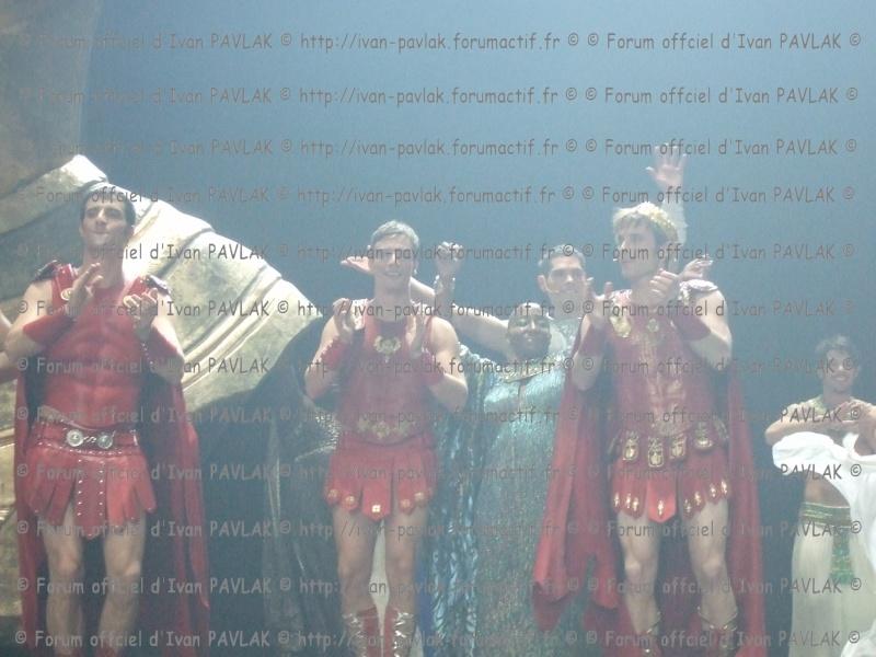 Cléopâtre : Ivan en Brutus Dscf5427