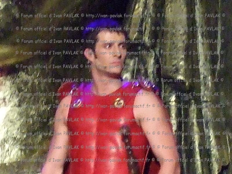 Cléopâtre : Ivan en Brutus Dscf5517
