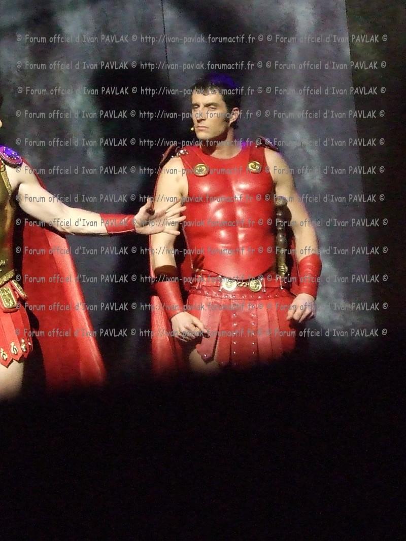 Cléopâtre : Ivan en Brutus Dscf5518