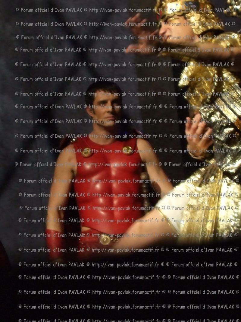 Cléopâtre : Ivan en Brutus Dscf5519