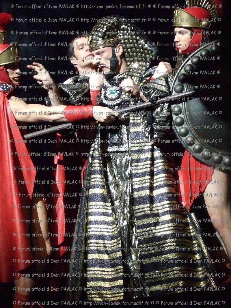 Cléopâtre : Ivan en Brutus Dscf5520