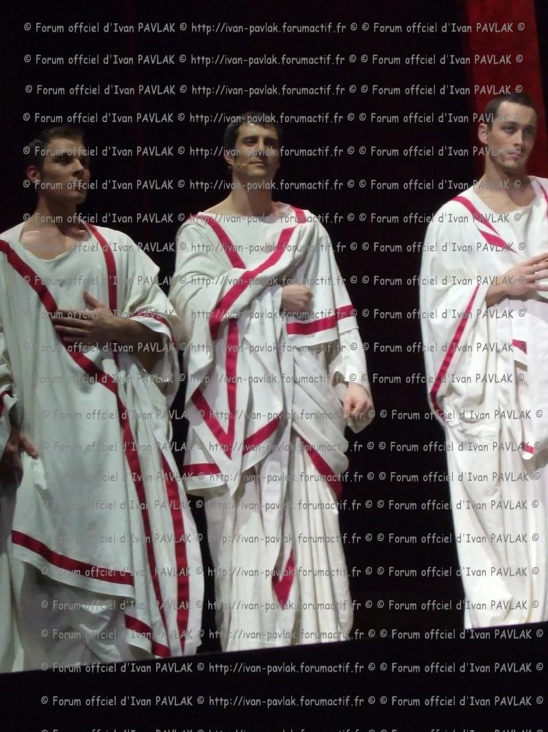 Cléopâtre : Ivan en Brutus Dscf5521
