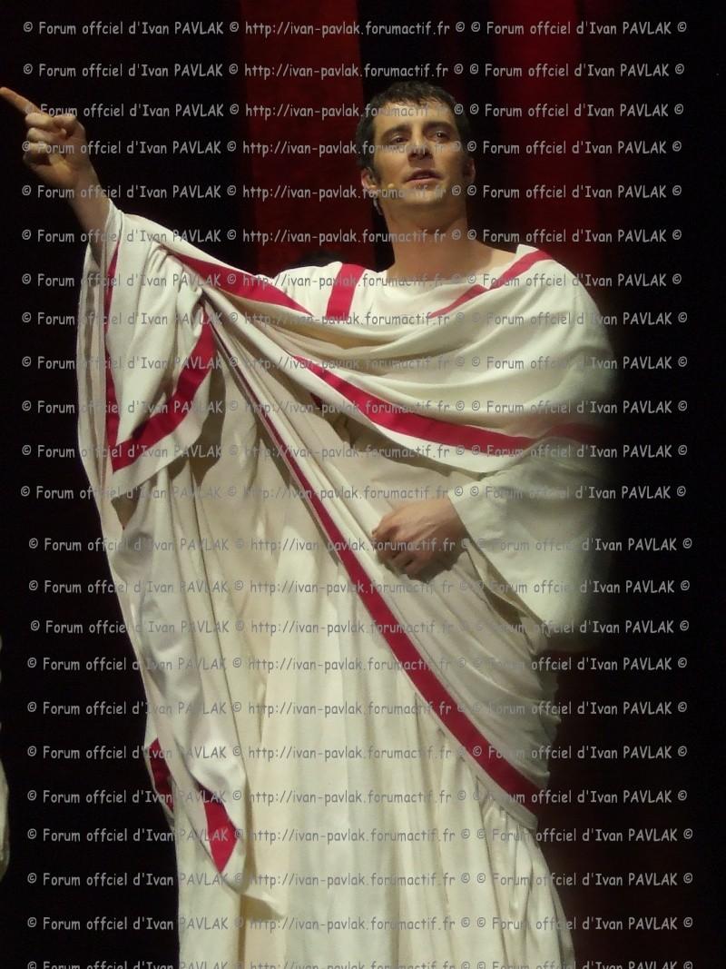 Cléopâtre : Ivan en Brutus Dscf5522
