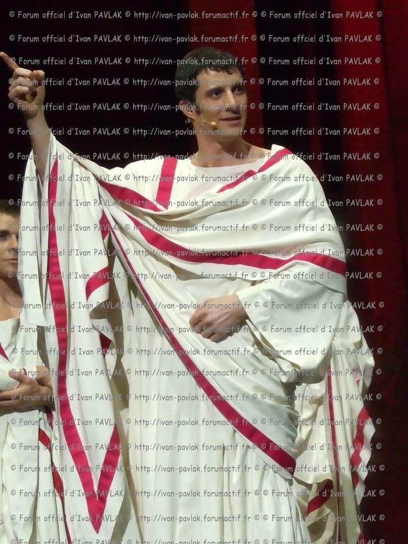 Cléopâtre : Ivan en Brutus Dscf5523