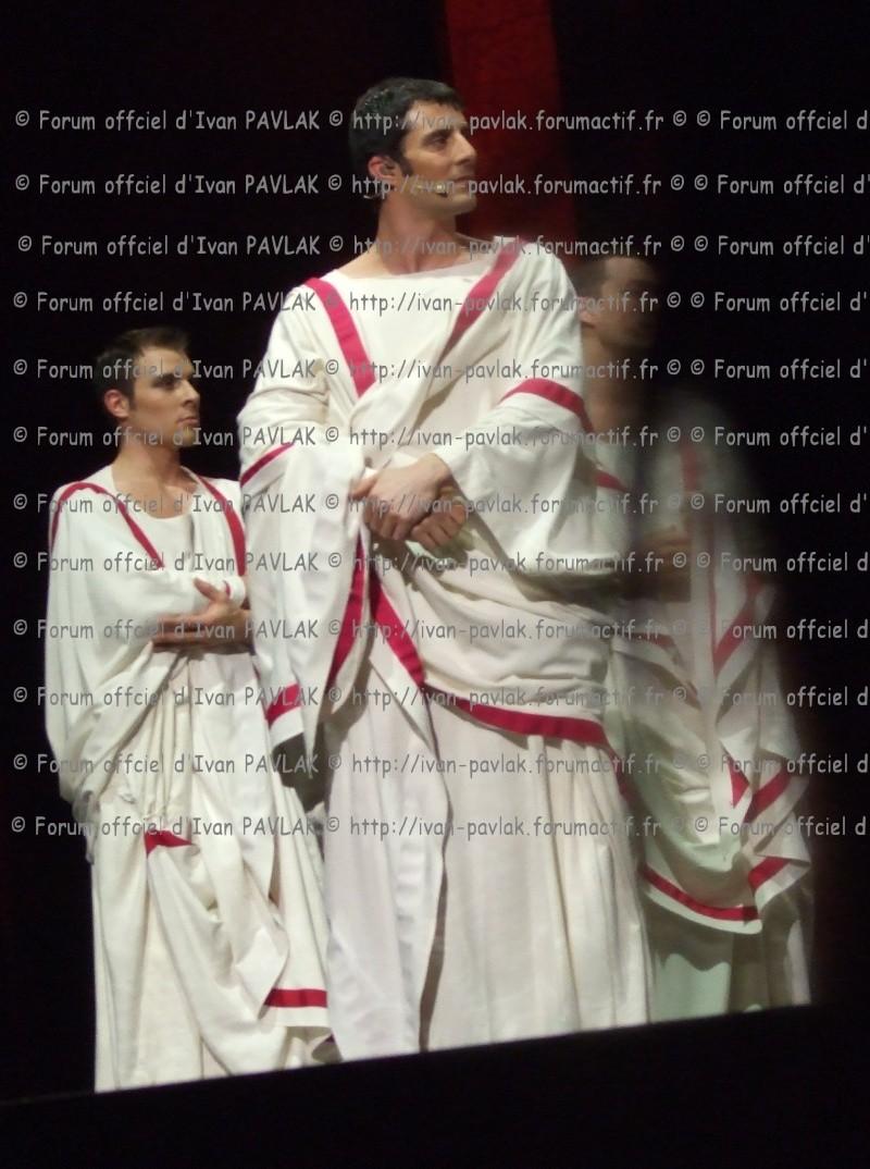 Cléopâtre : Ivan en Brutus Dscf5524