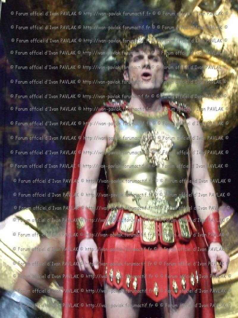 Cléopâtre : Sur scène hors Ivan Dscf5610