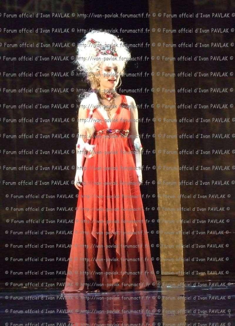 Cléopâtre : Sur scène hors Ivan Dscf5612