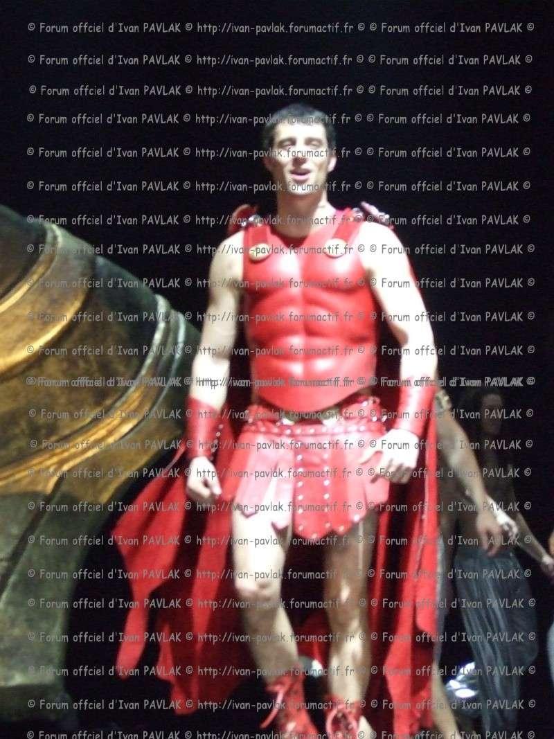 Cléopâtre : Ivan en Brutus Dscf5615
