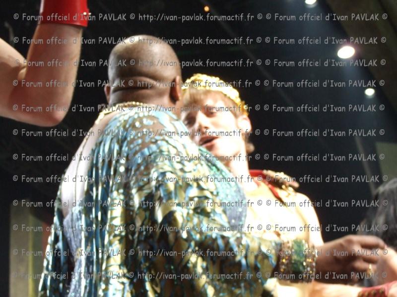 Cléopâtre : Sur scène hors Ivan Dscf5618