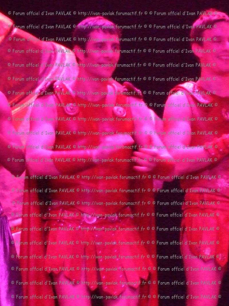 Cléopâtre : Ivan en Brutus Dscf5623