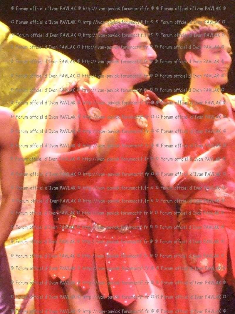 Cléopâtre : Ivan en Brutus Dscf5624