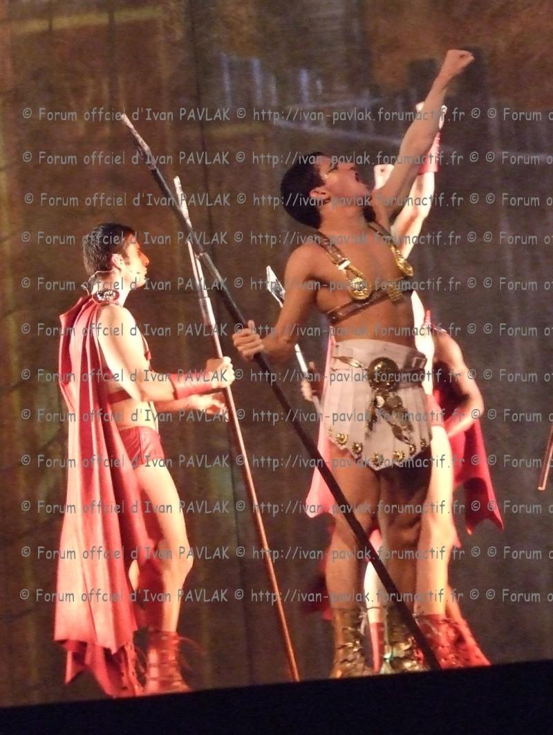 Cléopâtre : Ivan en Brutus Dscf5632