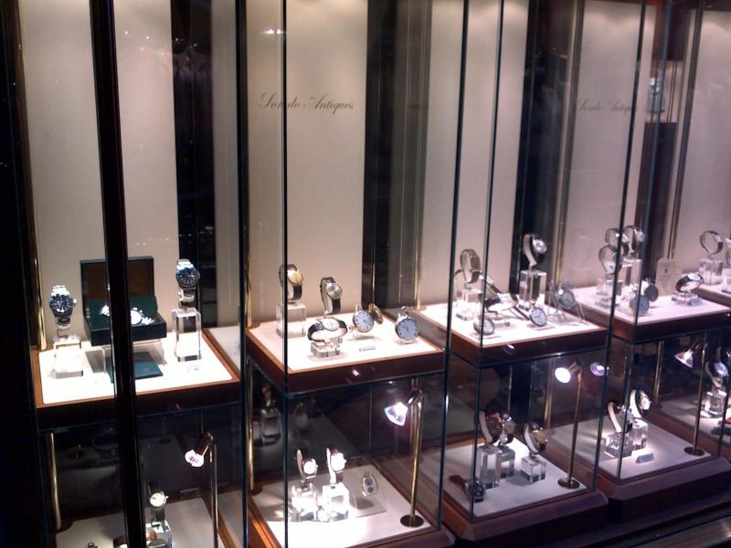 Boutique Omega Vintage à Londres, une bonne idée 10062014