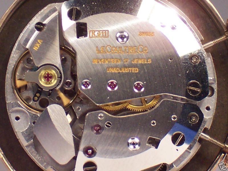 Référencement des Jaeger Lecoultre memovox. K91110