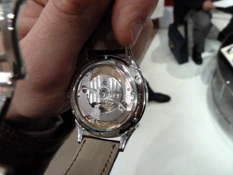 Salon les Montres > PEQUIGNET Calibre Royal P1010557