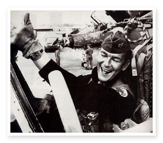 [vintage] Glycine Airman, la montre de l'USAF entre en guerre. Usaf10
