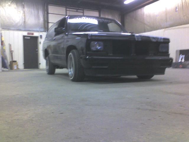 My 88 S10 blazer Img16310