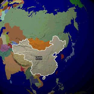 le panda géant Chine10