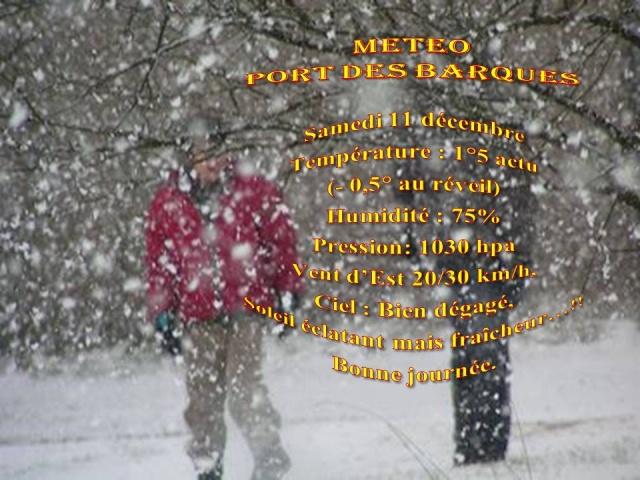 Les observations du samedi 11 décembre 2010 Matao50