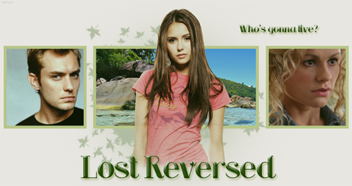 ♦ Lost Reversed Header10