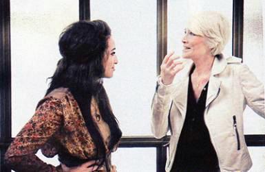 3 novembre 2010 - Gala - Françoise Hardy et Camélia Jordana 11010