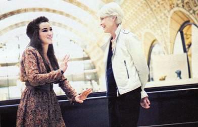 3 novembre 2010 - Gala - Françoise Hardy et Camélia Jordana 21010