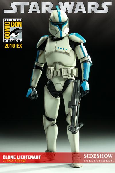 Clone Trooper Lieutenant Episode II Clone-11